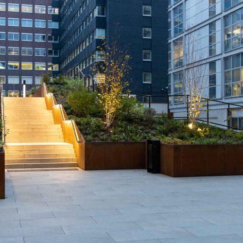 Alfresco Floors | 245 Hammersmith | External 20mm Porcelain tiles