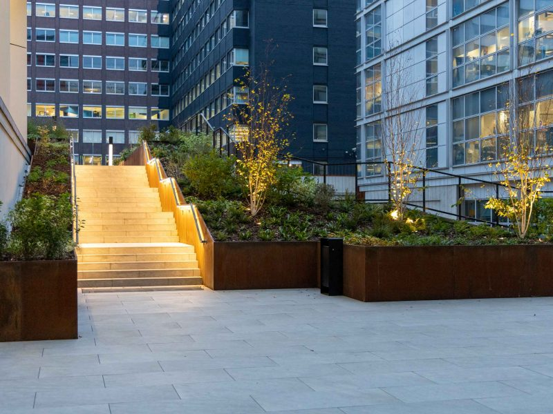 Alfresco Floors | 245 Hammersmith | External 20mm Porcelain tiles