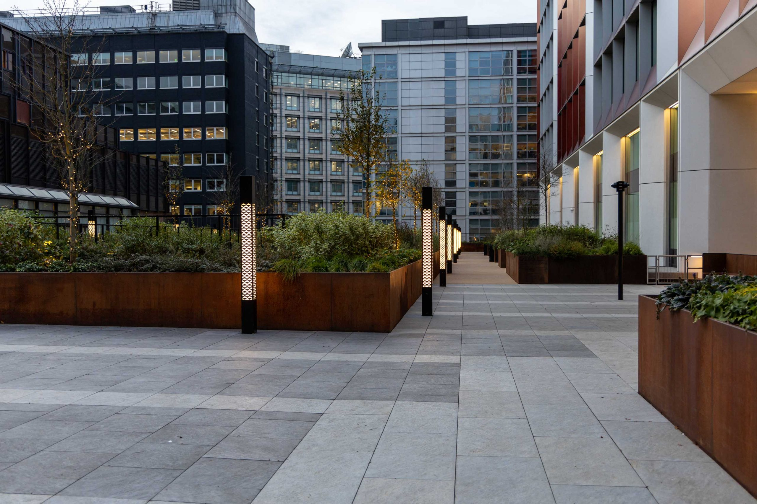 Alfresco Floors | 245 Hammersmith | External Porcelain