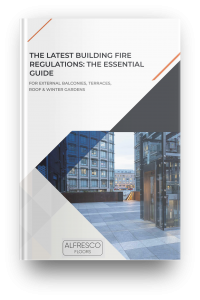 Fire regs eBook front cover