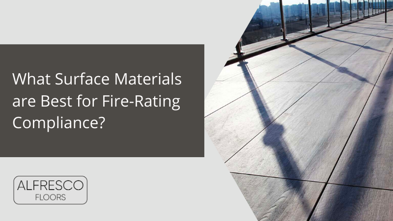 Fire rating compliance | Compliant | Surface materials