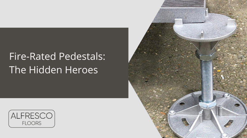 Fire Rated Pedestals | Non-Combustible Pedestals